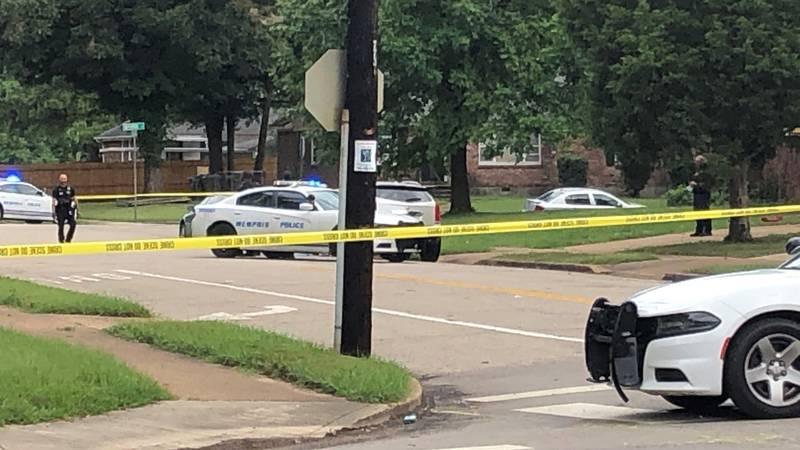 Man dies in Memphis shooting