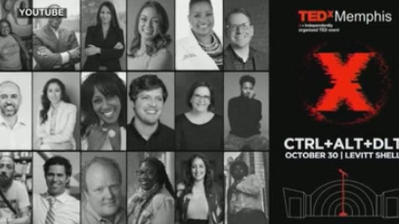 Powerful voices prepare for 2021 TEDx Memphis