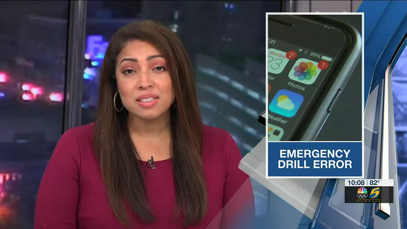 Emergency drill causes scare in parts of Mississippi