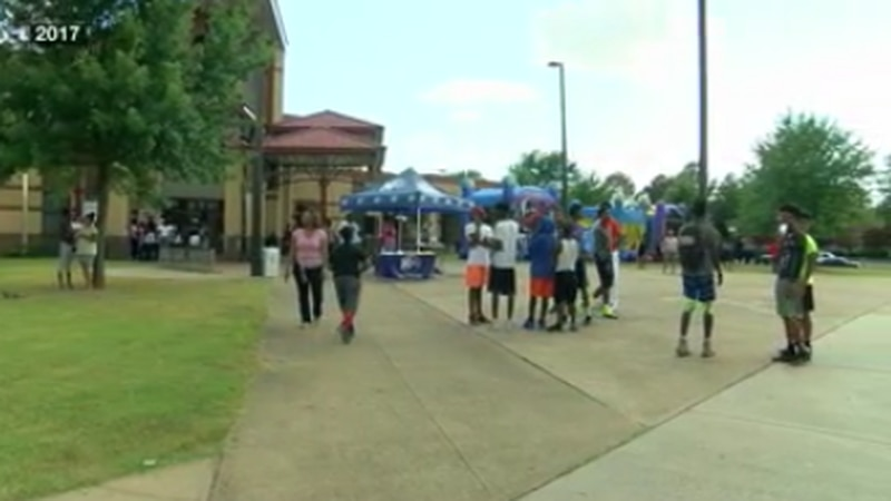 Vaccinations offered at 5th annual Safe Summer Block Party in Memphis