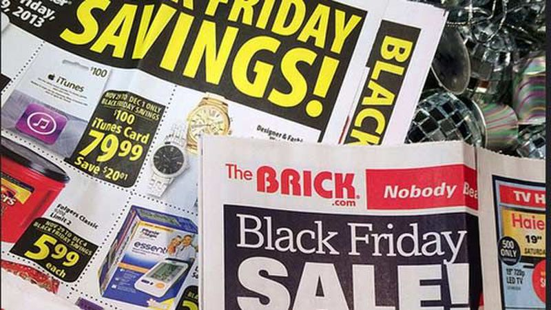 Make sure you compare deals for Black Friday. (Source:Dr. Wendy Longo/Flickr Creative Commons)