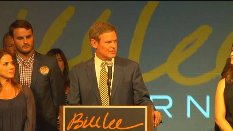 Bill Lee wins Republican Primary for Tennessee governor