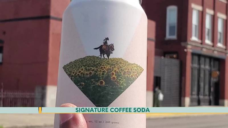 Southern Style Coffee Soda