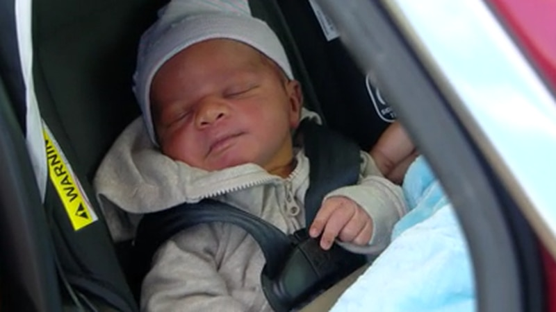 St Francis County deputy helps deliver baby