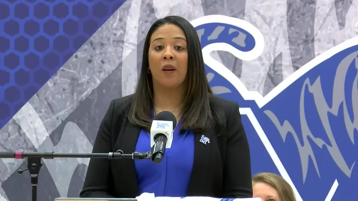 UofM names Katrina Merriweather as head coach for Tigers Women's Basketball