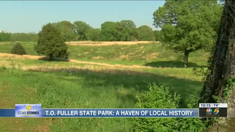 5 Star Stories: T.O. Fuller State Park, a haven of local history