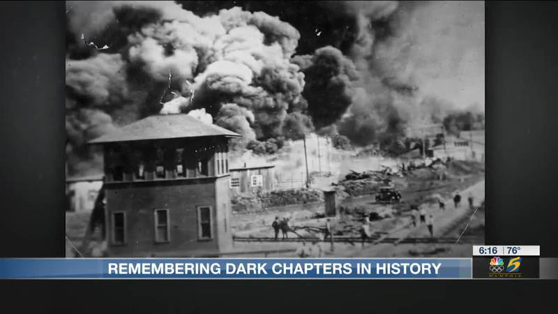 Remembering dark chapters in history