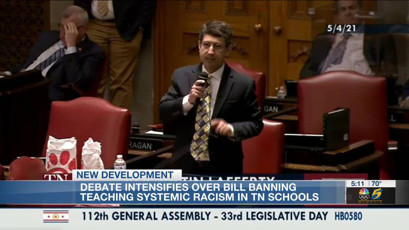 Debate about teaching Critical Race Theory in TN classrooms moves to conference committee