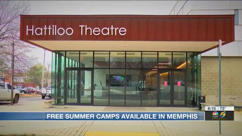 Free summer camps in Memphis
