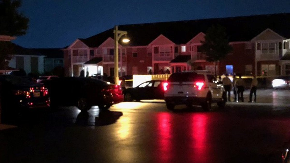 Child dead after shooting at apartment complex in Southeast Shelby County