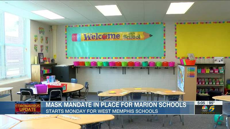 Mid-South school districts confident mask mandates will reduce quarantine numbers