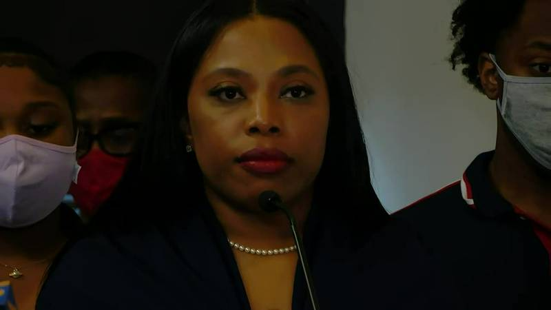 State Sen. Katrina Robinson and attorneys maintain innocence after guilty verdict