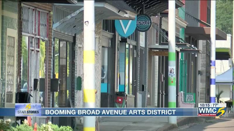 5 Star Stories: Broad Avenue Arts District