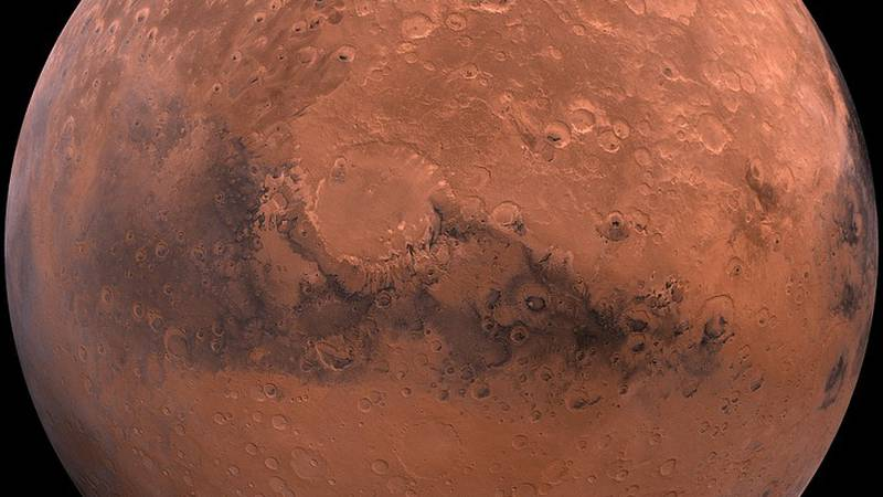 You can have your name fly along to the red planet (Source: Pixabay)