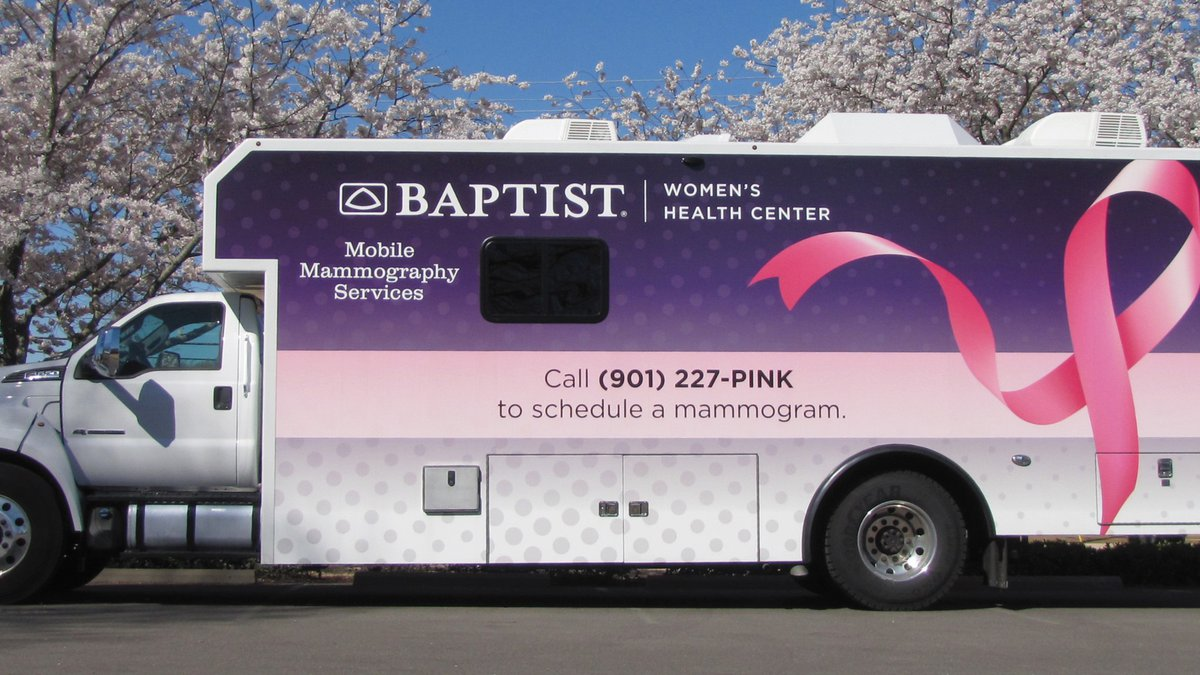 Baptist Women's Health Center offering mammograms to underserved women in Shelby Co.