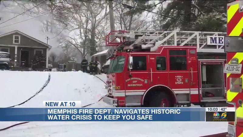 Memphis Fire Dept.