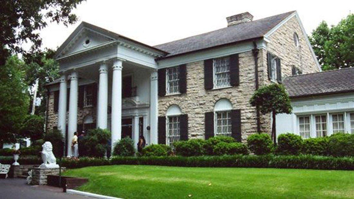 Graceland / Courtesy of Wiki Commons