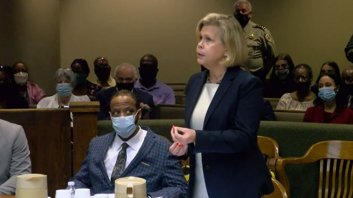 Pervis Payne in court
