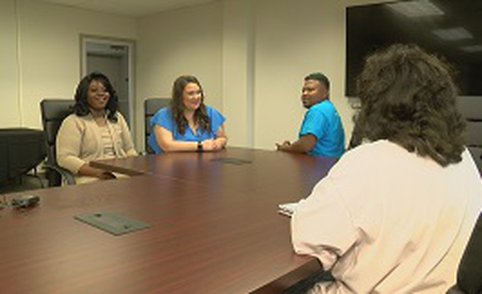 Three members of Mississippi Youth Voice aged out of foster care and describe the hardships of...