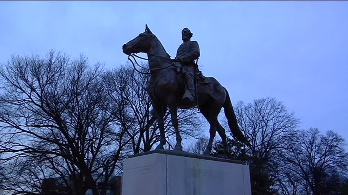 The Memphis City Council renamed Nathan Bedford Forrest Park and two other confederate-themed...
