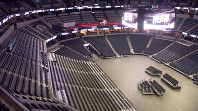 5 Star Stories: Taking a closer look at FedEx Forum