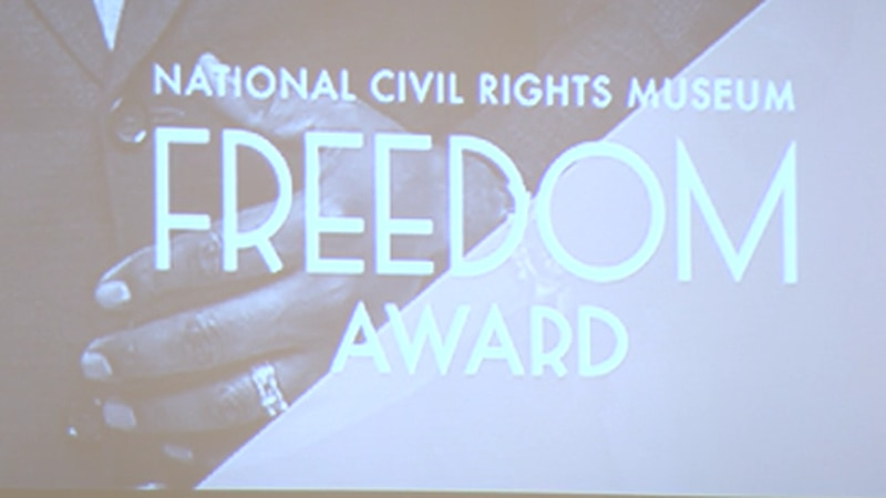 National Civil Rights Museum 2021 Freedom Award