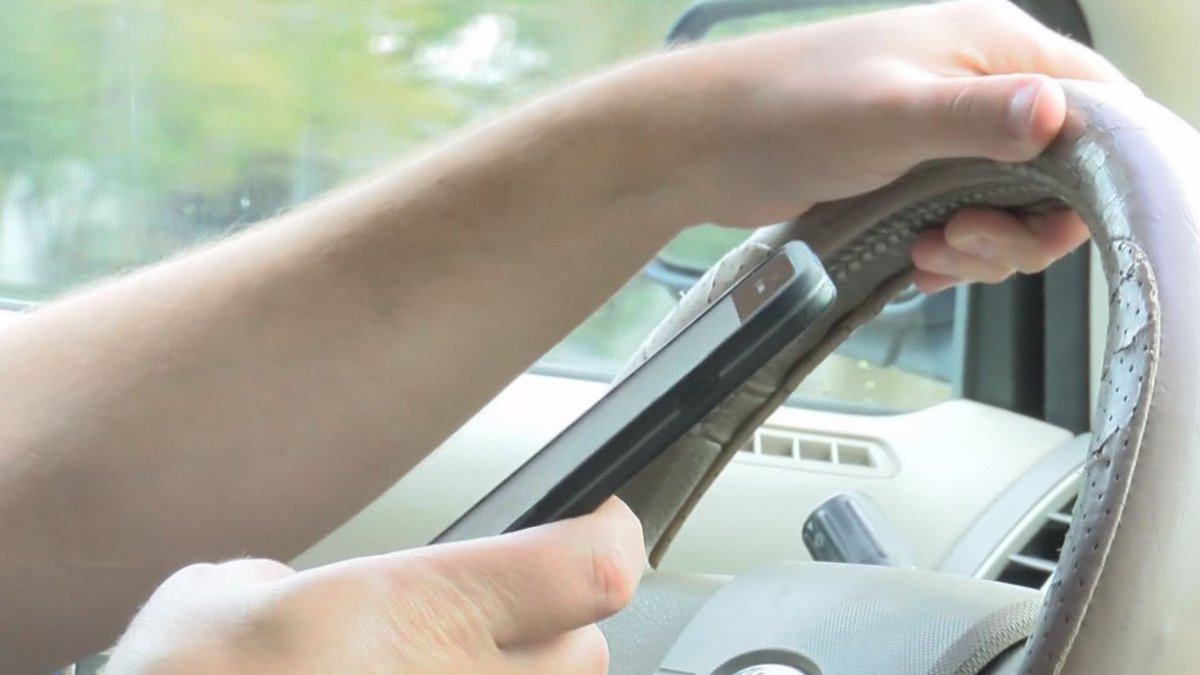 As of Monday, the distracted driving or hands-free law has been in effect for one year....