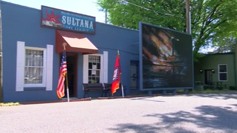5 Start Stories: Marion, Ark. museum honors lives lost in Sultana disaster