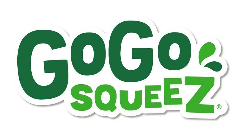 GoGo squeeZ Logo (PRNewsfoto/GoGo squeeZ)