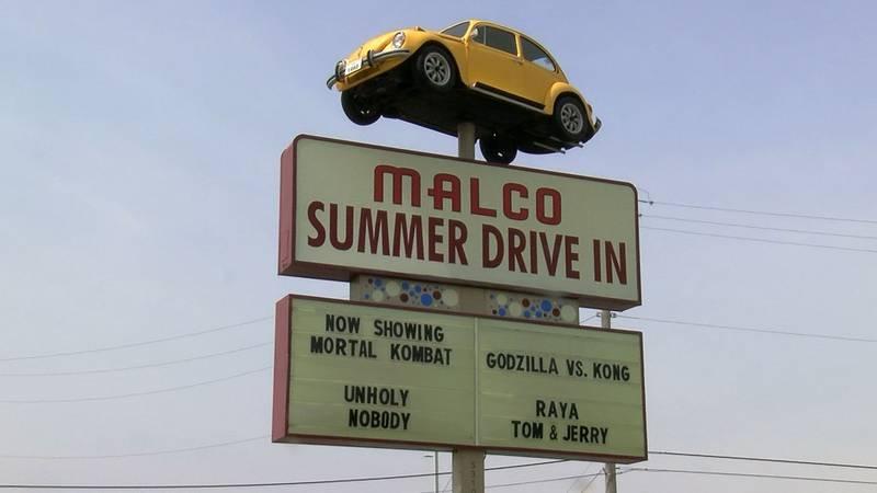 Malco Summer Avenue Drive-In