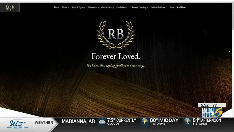 R. Bernard Funeral Home under investigation