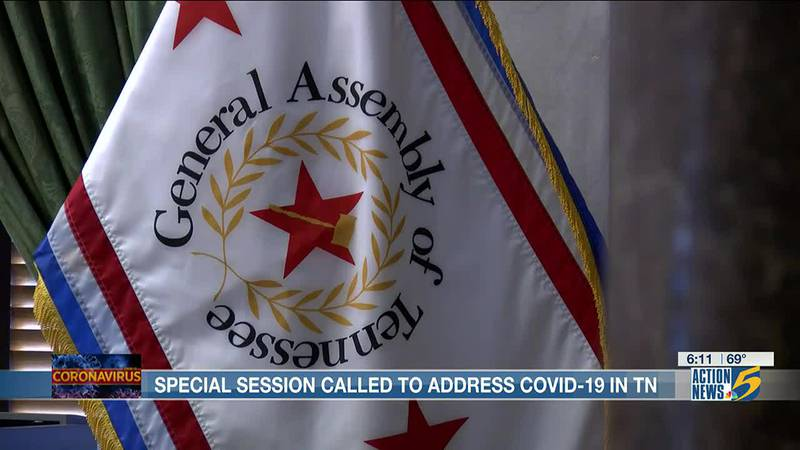 Third special session of the year expected to take up COVID-19 in Tennessee