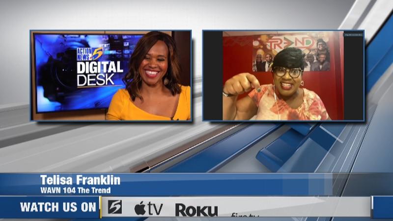 What's trending in Memphis with Action News Five's Joy Redmond and WAVN's Telisa Franklin