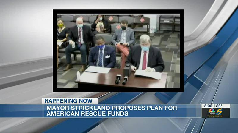 Memphis COVID-19 relief spending plan focuses on public safety, broadband expansion