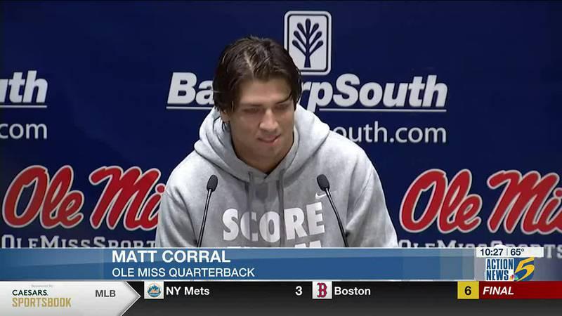 Matt Corral