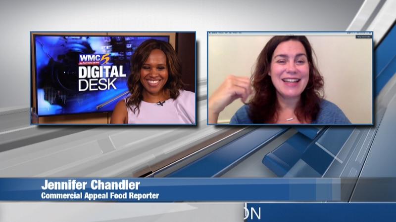 Commercial Appeal food reporter Jennifer Chandler & WMC's Joy Redmond talk about Fall Food...