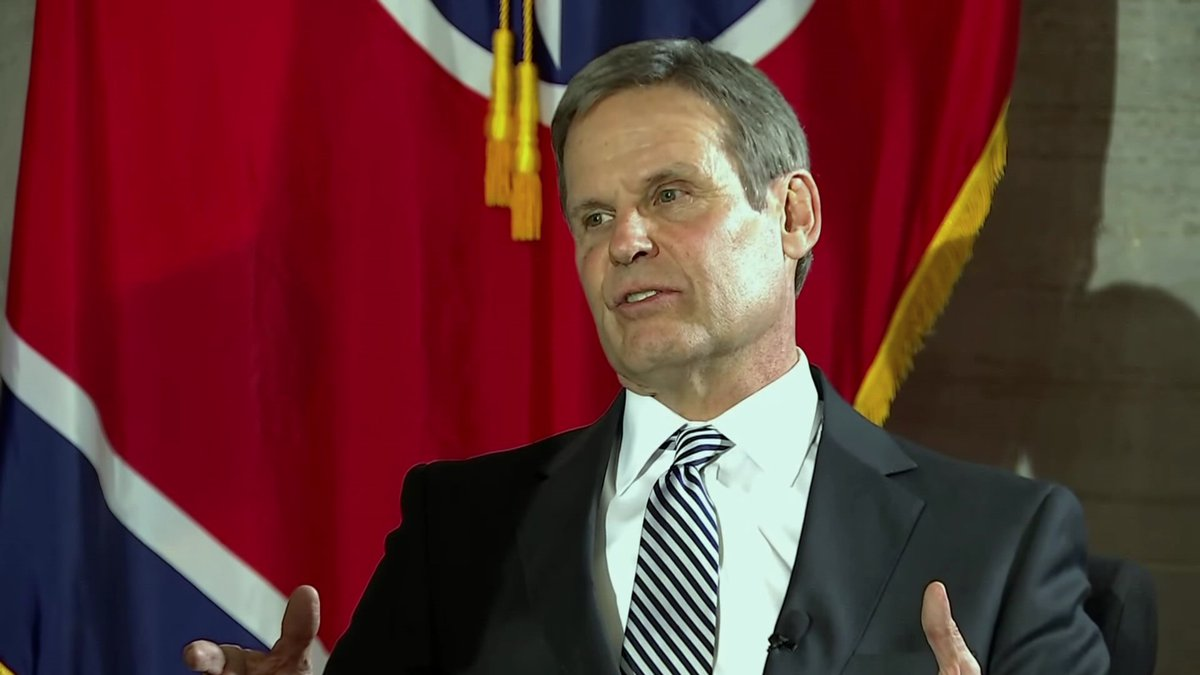 Tennessee Governor Bill Lee (Source: WMC Action News 5)