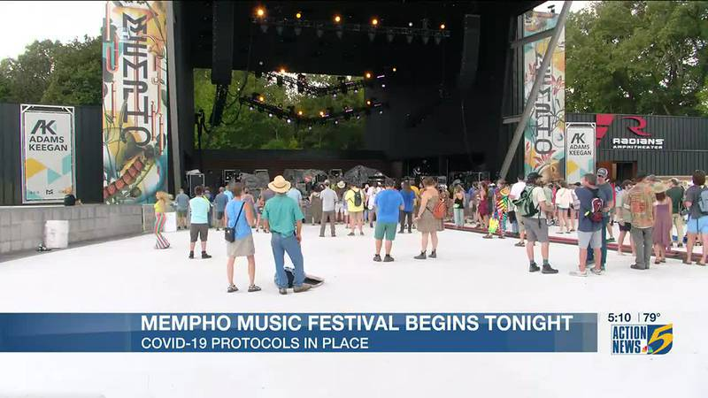 Mempho Music Festival begins; COVID-19 protocols in place