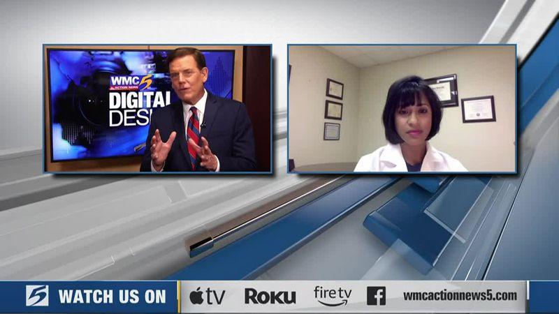 Q&A with Methodist Healthcare's Dr. Shirin Mazumder