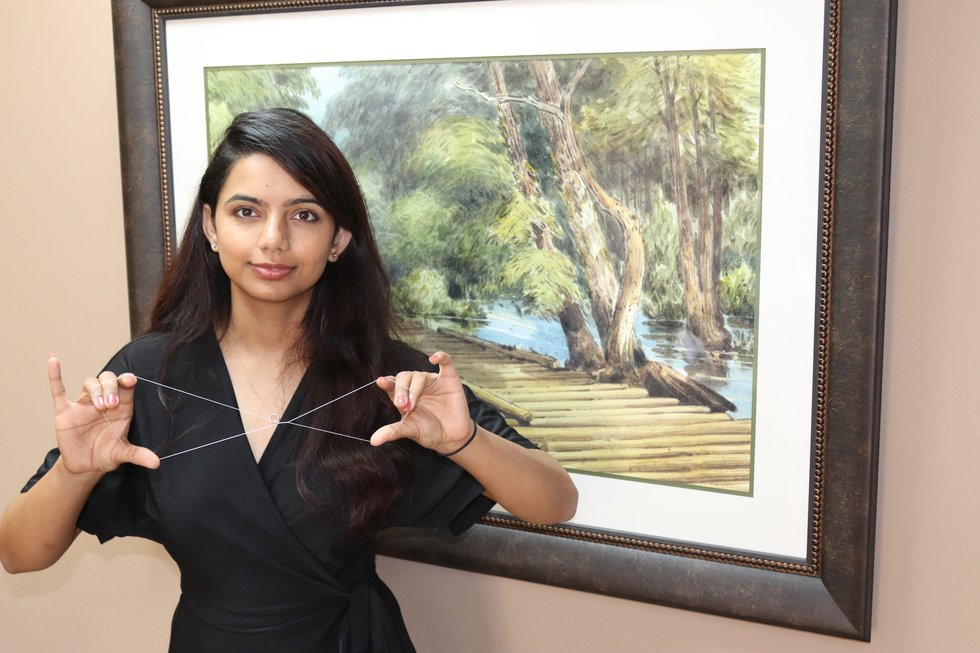 The lawsuit was filed by the Mississippi Justice Institute on behalf of Dipa Bhattarai, an...