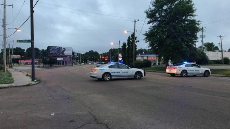 Homicide investigation on Airways Boulevard