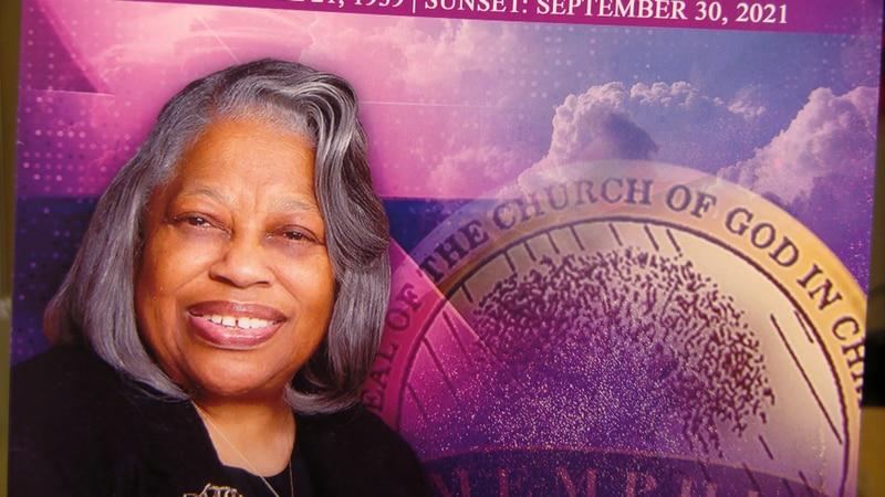 Program for visitation of former city council member Barbara Swearengen Ware.