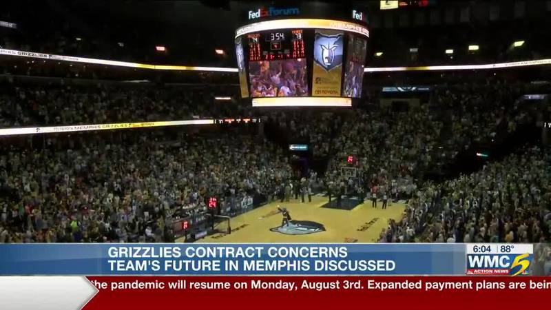 Could the pandemic-shortened season open a door for the Grizzlies to leave Memphis?