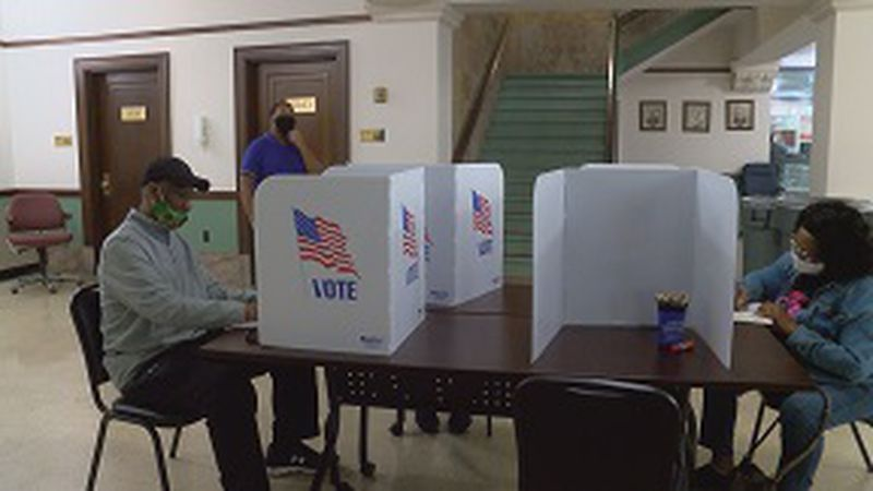 County election officials will have Personal Protection Equipment available for voters but they...