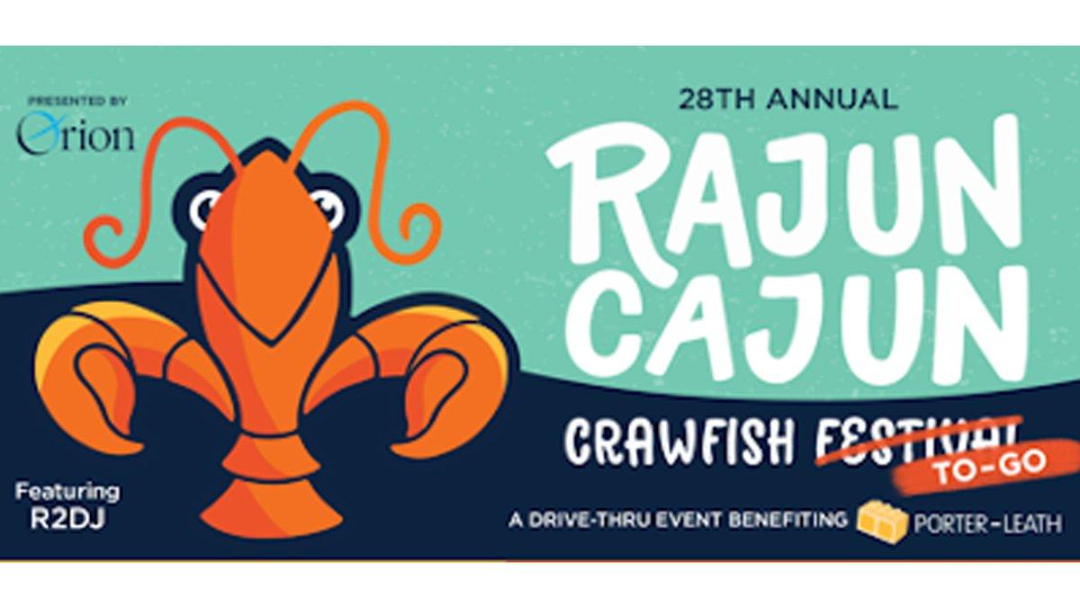 Rajun Cajun Festival To-Go