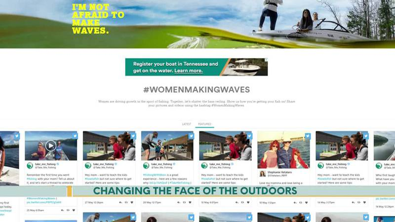 Changing the Face of the Outdoors