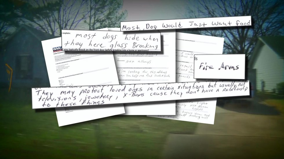Anonymous responses poured in over the course of five weeks. (Source: WMC Action News 5)