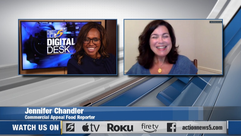 Elvis week in the Bluff City: Here's what's cooking in Memphis with Joy Redmond & Jennifer...