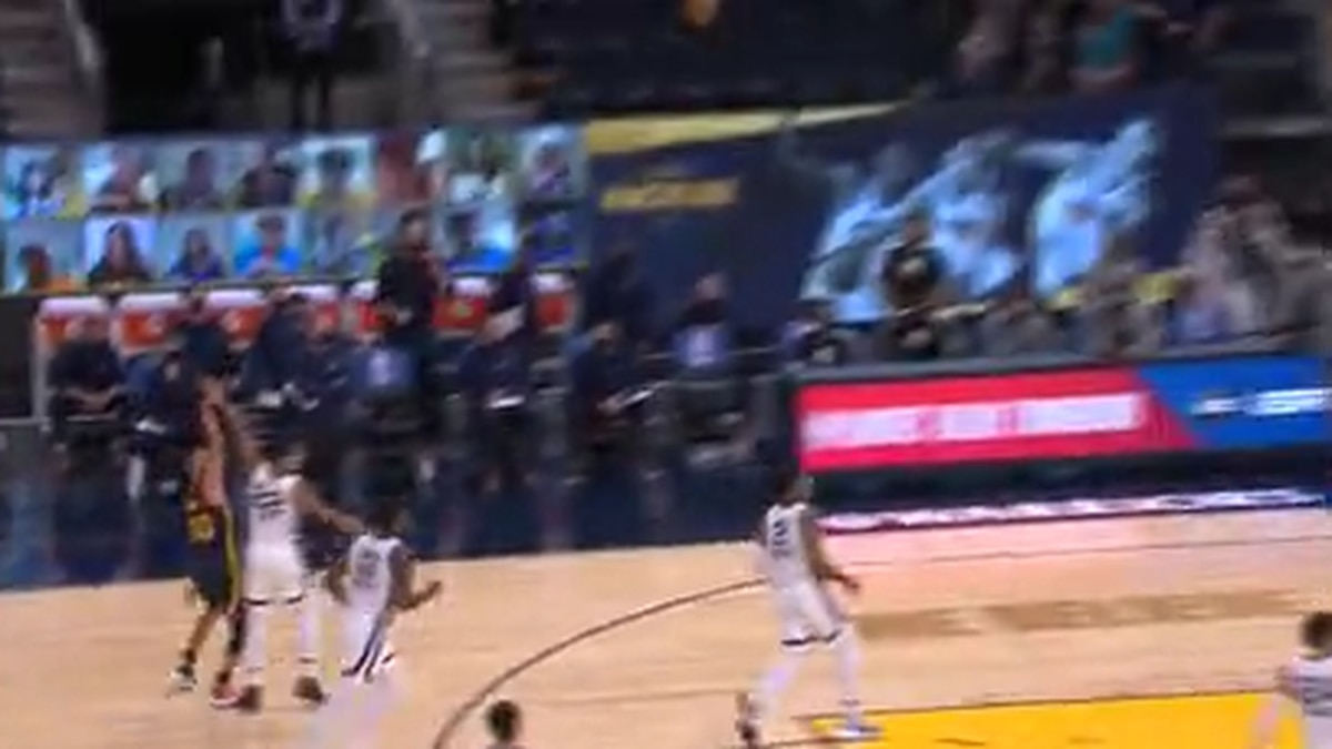 Memphis Grizzlies advance to playoffs after win against Golden State Warriors