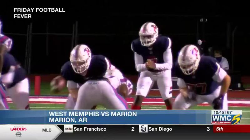 Friday Football Fever: Week 6 match-ups and scores